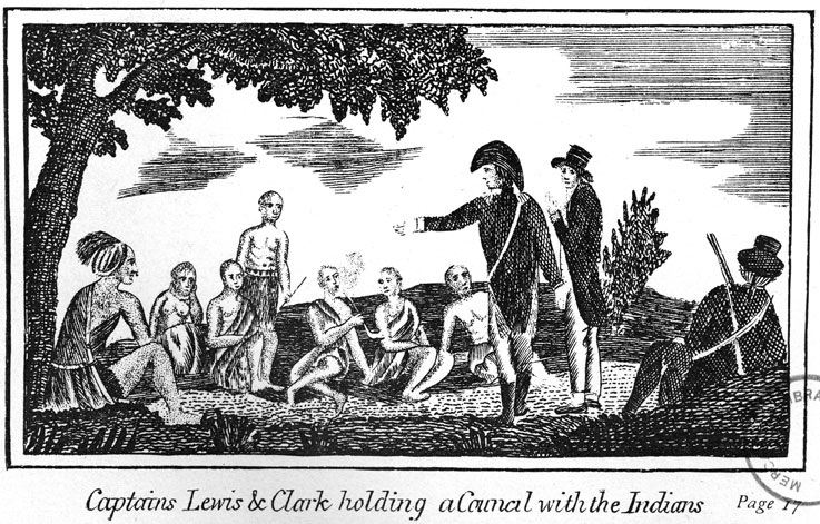 The Lewis And Clark Adventure Game
